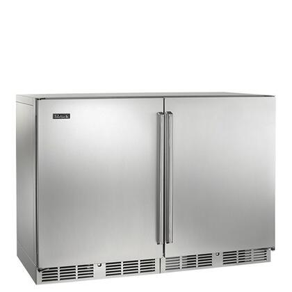 Perlick  HP48WWS1L1R Wine Cooler 76 Bottles and Above Stainless Steel, 1