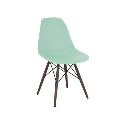 Design Lab MN Trige LS9400PEPWAL Accent Chair Green, 2c8edb0e 7495 4fc0 9c76 9e235ee85bac