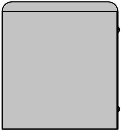 Lynx  LHPMBC Patio Heater Cover , 1