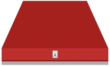Hestan  KVC30RD Wall Mount Range Hood Red, 1