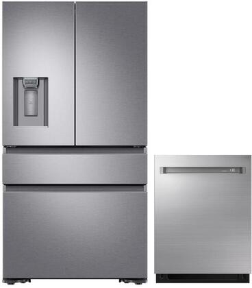 Dacor  1358108 Kitchen Appliance Package Stainless Steel, main image