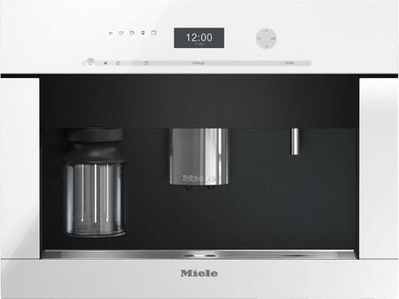 Miele  CVA6401BRWS Built-In Coffee System White, Main Image
