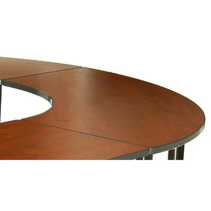 Boss  NTT5924C Training Table Cherry, 1