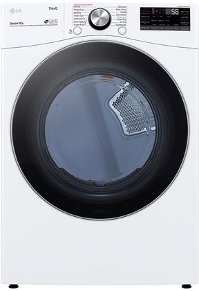 LG  DLEX4200W Electric Dryer White, DLEX4200W Front Load Dryer