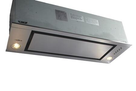 Elica Umbria EUM633SS Range Hood Insert Stainless Steel, 1