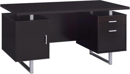 Coaster Glavan 801521 Office Desk Brown, Main Image