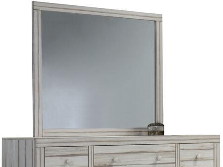 Acme Furniture Shayla 23984 Mirror White, 1