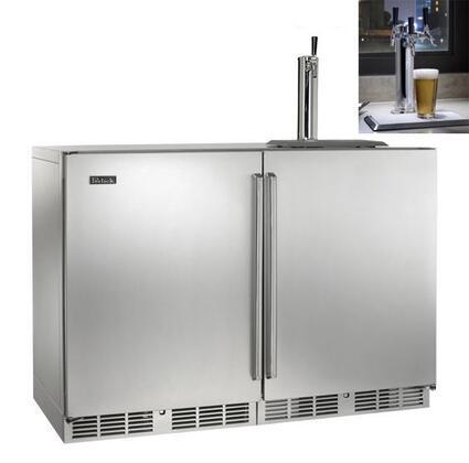 Perlick  HP48RTO1L1R3 Beer Dispenser Stainless Steel, 1