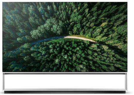 OLED88Z9PUA 88″ 8K Smart OLED TV with AI ThinQ  a9 Gen 2 Intelligent Processor 8K  Dolby Vision and Dolby