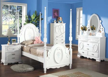 Acme Furniture Flora 1