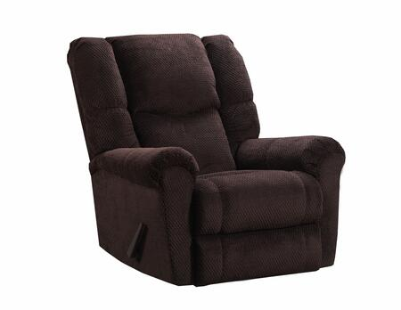 Lane Furniture Symphony U28319SYMPHONYCHOCOLATE Recliner Chair Brown, Recliner