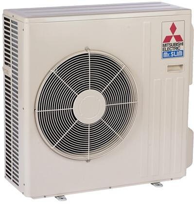 Mitsubishi MUYD36NA Mini Split Outdoor Unit with 34600 BTU Cooling Capacity, DC Inverter Technology, R410A Refrigerant, in White
