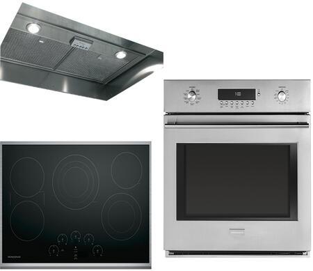 Monogram 889914 Kitchen Appliance Package & Bundle Stainless Steel, 1