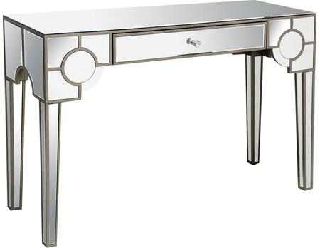Acme Furniture Hanne 90246 Console Silver, Console Table