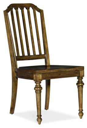 Hooker Furniture Ballantyne 58407531080 Dining Room Chair, Silo Image