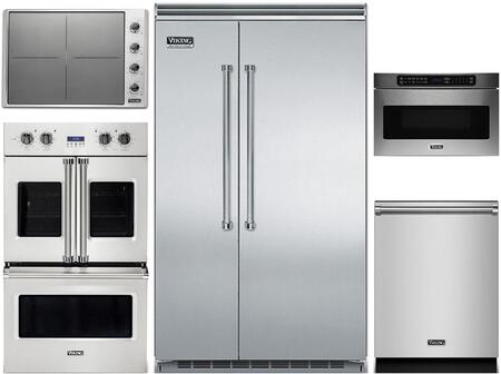 Viking 873965 Kitchen Appliance Package & Bundle Stainless Steel, main image