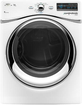 Whirlpool Duet Steam WED94HEXW Electric Dryer, 1