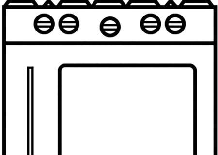 BlueStar SWINGDOORRH Oven Door Styles, Right Hinge
