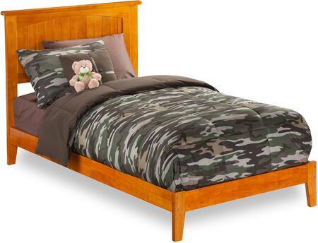 Atlantic Furniture Nantucket AR8211037 Bed, AR8211037