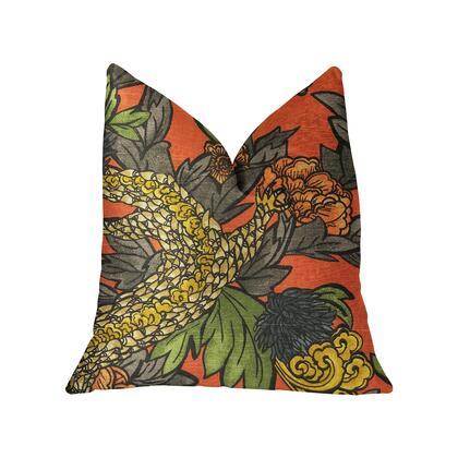 Plutus Brands Amaryllis Dragon PBRA22572026DP Pillow, PBRA2257