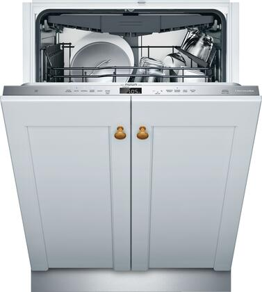 Thermador Emerald DWHD650WPR Built-In Dishwasher Panel Ready, DWHD650WPR 24-Inch Custom Panel