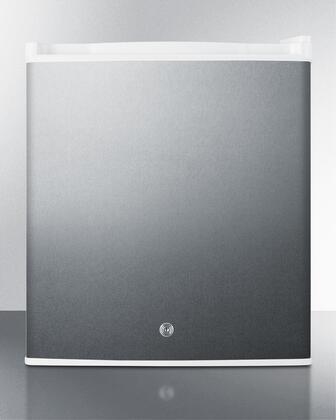 Summit  FFAR25L7SS Freezerless Refrigerator Stainless Steel, Main Image