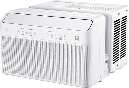 Midea  MAW08V1QWT Window and Wall Air Conditioner White, MAW08V1QWT U Shaped Air Conditioner