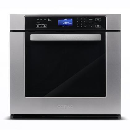 Cosmo  COS30ESWC Single Wall Oven Stainless Steel, COS30ESWC Electric Single Wall Oven