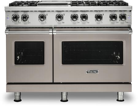 Viking 5 Series VGR5486GPGLP Freestanding Gas Range Gray, VGR5486GPGLP Gas Range