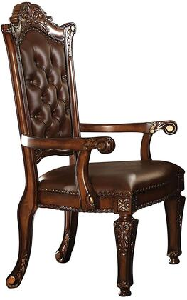 Acme Furniture Vendome 92126 Office Chair Brown, 1