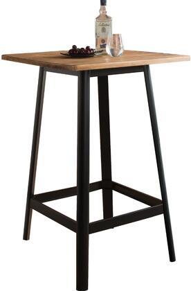 Acme Furniture Jacotte 72330 Bar Table Black, Bar Table