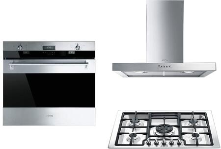 Smeg 1054486 Kitchen Appliance Package & Bundle Stainless Steel, main image