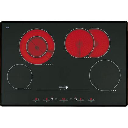 Fagor VFA78S Electric Cooktop Black, 1