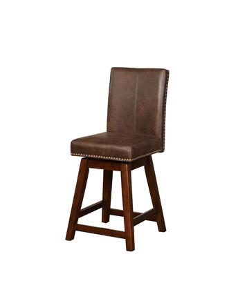 Linon S02SBL01U Bar Stool, 1