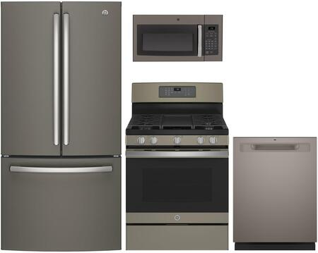 GE 978147 Kitchen Appliance Package & Bundle, main image