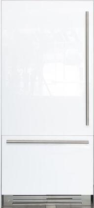 Fhiaba Integrated FI36BILO Bottom Freezer Refrigerator Panel Ready, FI36BILO Bottom Freezer Refrigerator