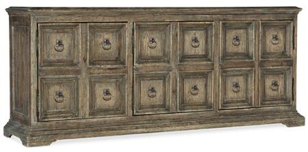 Hooker Furniture La Grange 69605548280 52 in. and Up TV Stand, Silo Image