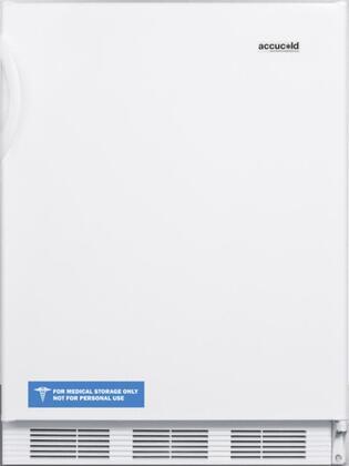 AccuCold FF7ADA FF7ADA Compact Refrigerator White, Main Image