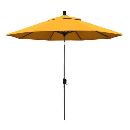 California Umbrella Pacific Trail GSPT908302SA57 Outdoor Umbrella Yellow, GSPT908302 SA57