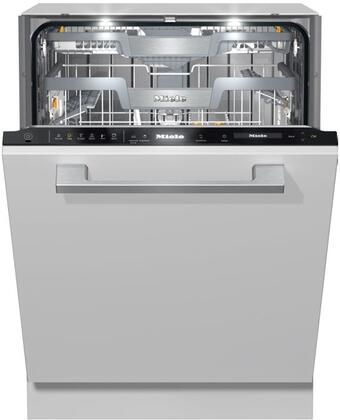 Miele G7000 G7566SCVI Built-In Dishwasher Panel Ready, Main Image