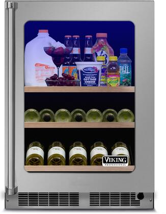 Viking 5 Series VBUI5240GRSS Beverage Center Stainless Steel, Main Image