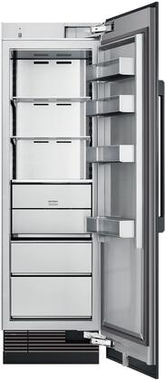 Dacor Contemporary DRZ24980RAP Column Freezer Panel Ready, DRZ24980RAP Modernist Series 24 Inch Built In Column Counter Depth Freezer Interior