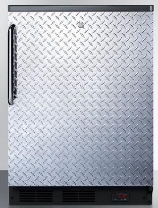 FF7LBLBIPUBDPL 24″ Freestanding And  Built-In Pub Cellar Adjustable Height  Reversible Door  Deep Shelf Space In