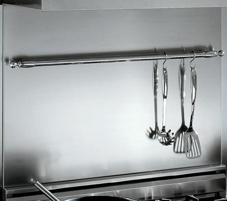 Bertazzoni BS36HERX Back Guard Stainless Steel, BS36HERX  Mian View
