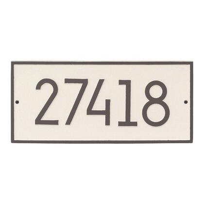 Whitehall Products 3142L1 Address Plaques, 3142L1 KO