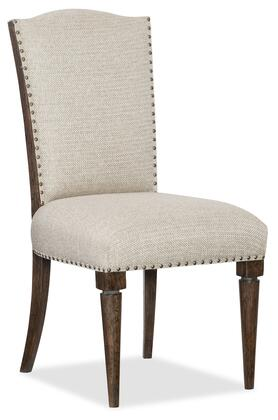 American Life-Roslyn County Collection 1618-75710-DKW Deconstructed Upholstered Side