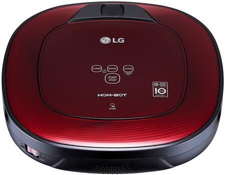 LG CR3365RD Robotic Vacuum Red, Main Image
