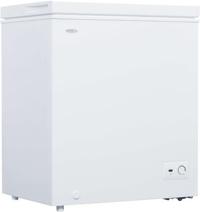 Danby Diplomat DCF0B1WM Chest Freezer White, 1