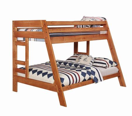 Coaster Wrangle Hill 460093 Bed Brown, Main Image