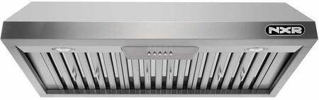 EH3019 30″ Undercabinet Range Hood with 800 CFM  LED Lighting  Stainless Steel Baffle Filters and Delay Power Auto Shut Off in Stainless